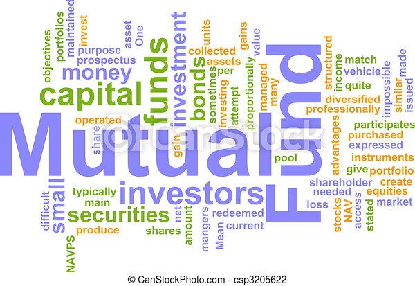 Mutual fund word cloud - csp3205622