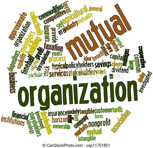 Mutual organization - csp11751851