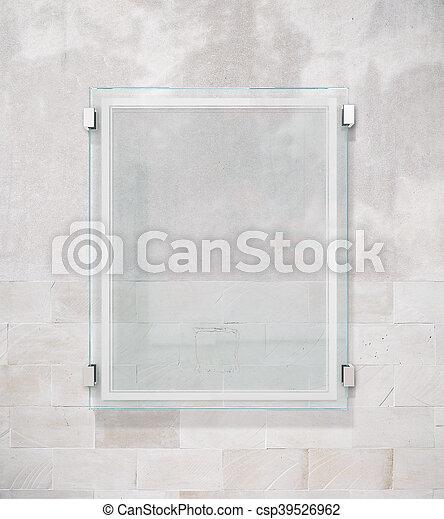 Glasplaat Voor Aan De Muur.Muur Glasplaat Beton Schaaltje Op Glas Muur