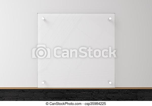 Glasplaat Voor Aan De Muur.Muur Glasplaat Beton Schaaltje Op Beton Wall Glas