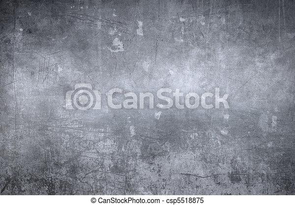 muur, grunge - csp5518875