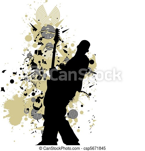 muziek - csp5671845