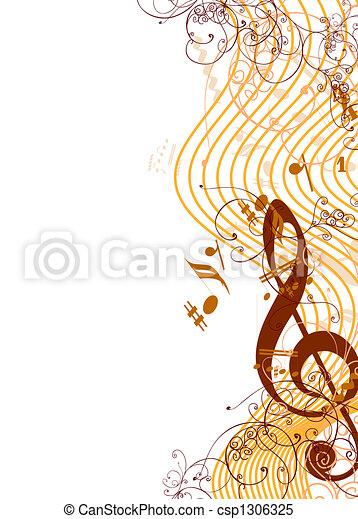 muzyka - csp1306325