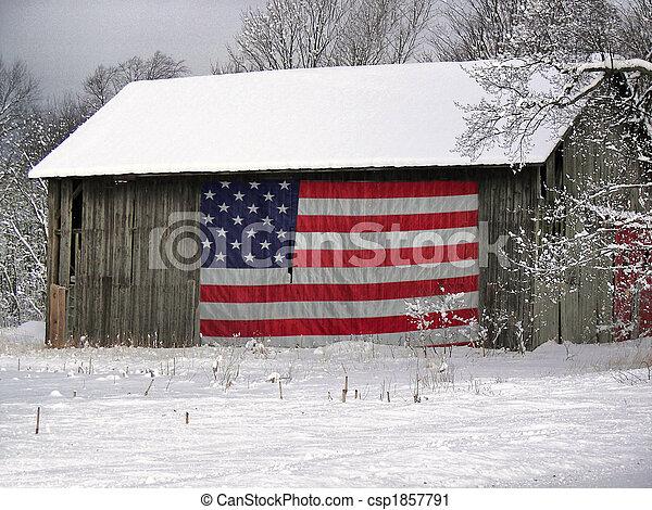 My County\'s Colors - csp1857791