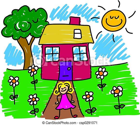 my house - csp0291071