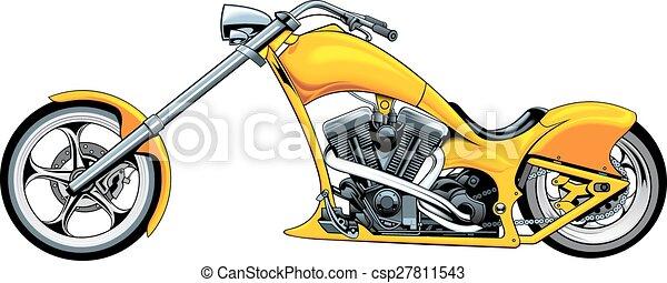 my original motrobike design - csp27811543