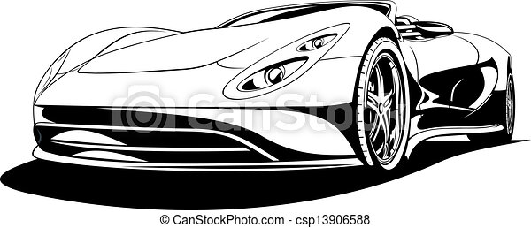 My original sport car design - csp13906588