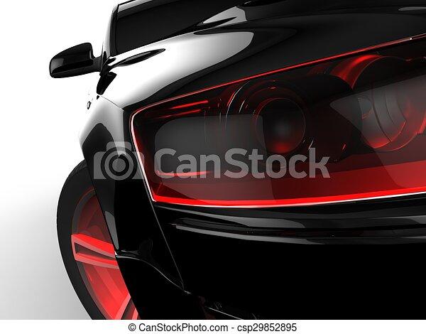 My own car design csp29852895