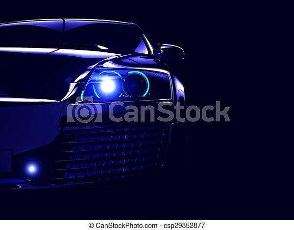 My own car design csp29852877