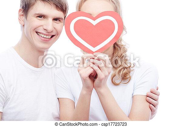 My sweetheart - csp17723723