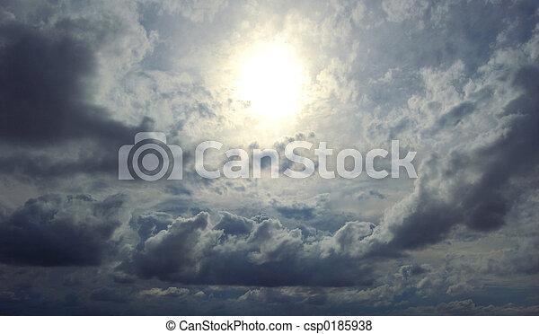 Mystic sky - csp0185938