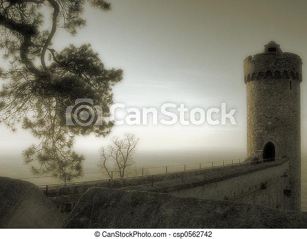 mystic tower - csp0562742