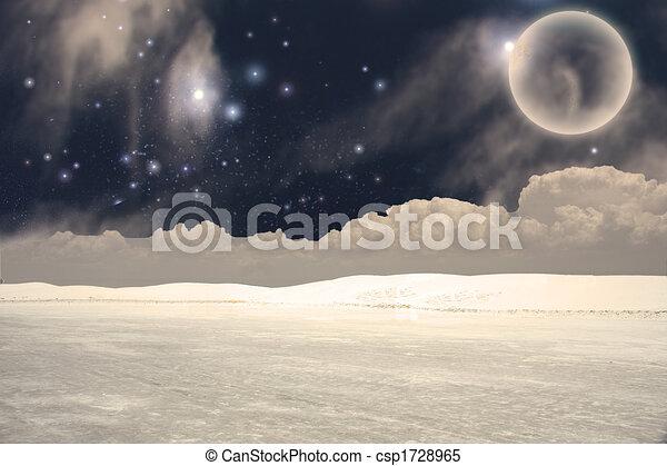 Mystical Landscape - csp1728965