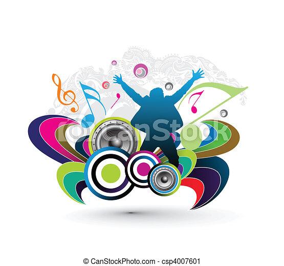 námět, hudba - csp4007601