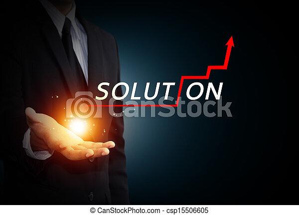 nárůst, povolání - csp15506605