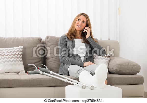 Érett nő lábak kép
