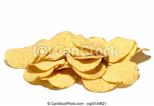 Nacho Chips - csp0149821