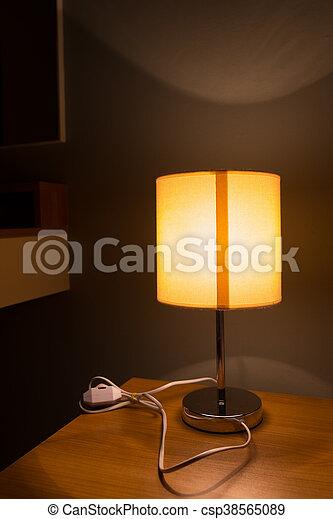 Lamp Voor Op Nachtkastje.Nachtkastje Lamp Moderne