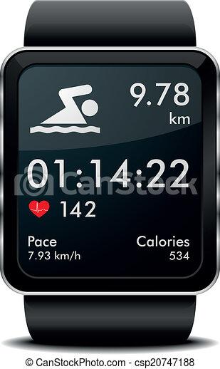 Astwatch fitness - csp20747188