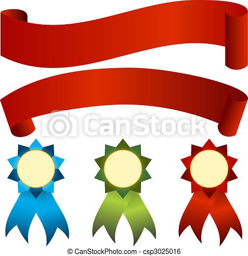 nagroda, chorągiew, komplet - csp3025016