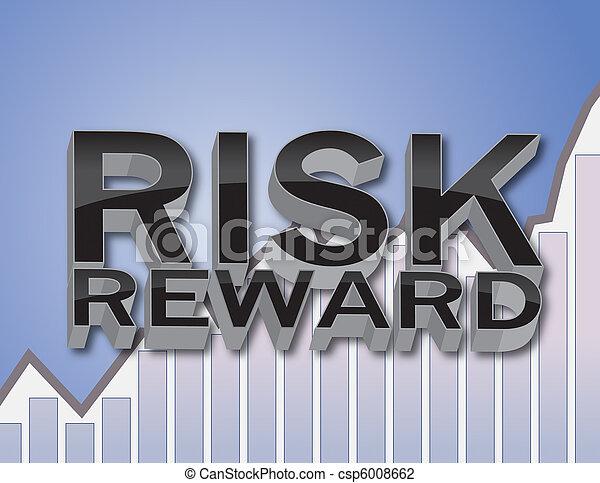 nagroda, ryzyko - csp6008662