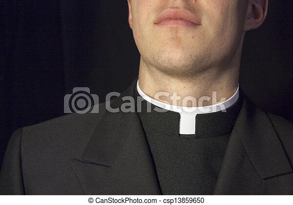 Pfarrer Kragen