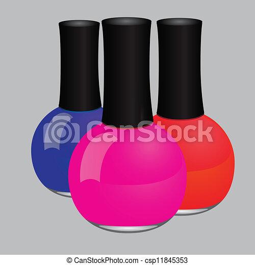 Nail polish - csp11845353