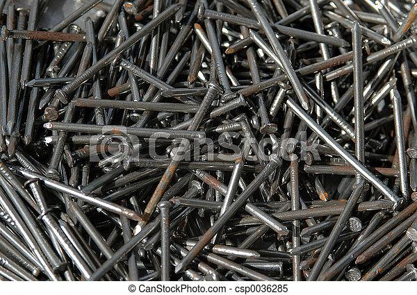 Nails - csp0036285