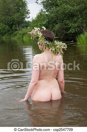 Foto av naken flicka Redhead Trekant Porr