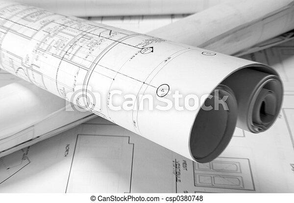 nakreslit plán - csp0380748