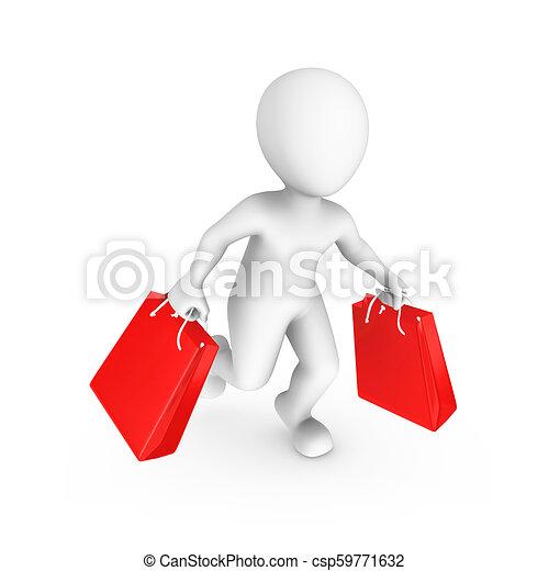nakupování, národ., prodej, malý, concept., 3 - csp59771632