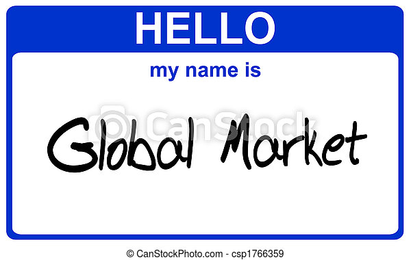 name global market - csp1766359