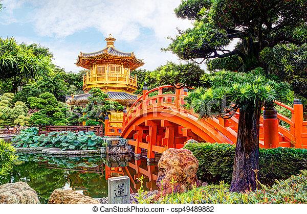 nan lian garden in diamond hill hong kong csp49489882 - Nan Lian Garden