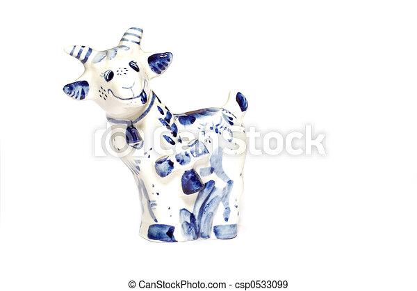 nanny-goat - csp0533099