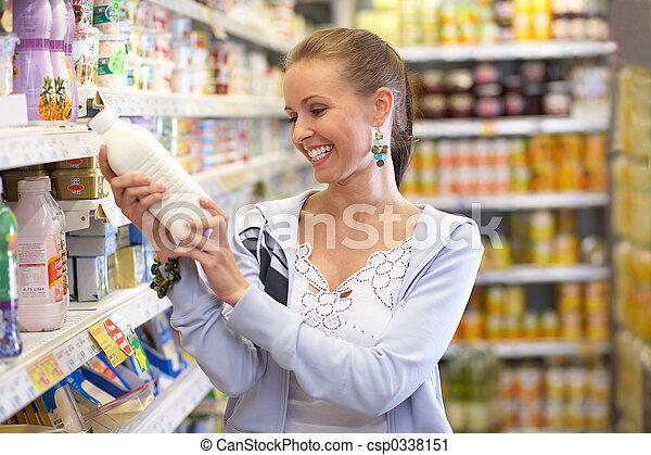 napój, mleczny - csp0338151