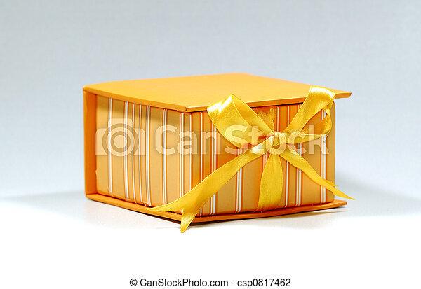 Caja naranja - csp0817462