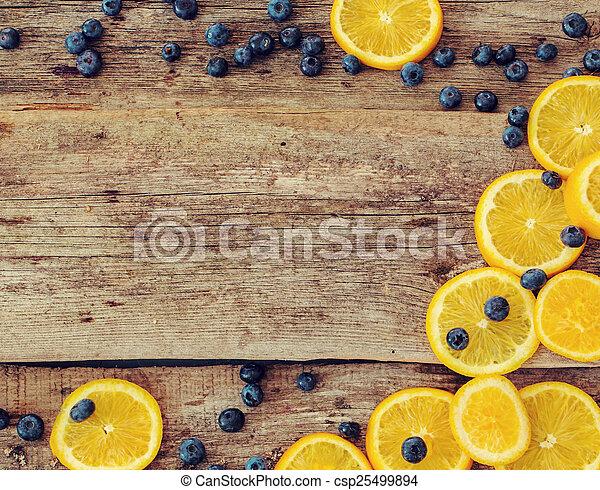 Deliciosa naranja - csp25499894
