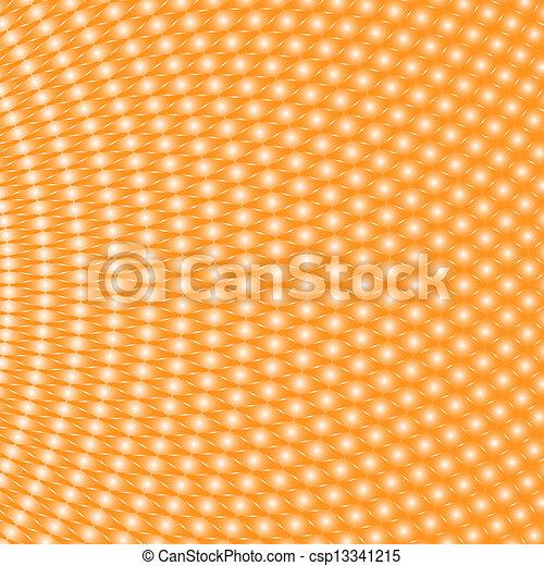 Trasfondo amarillo naranja. Vector Eps10 - csp13341215