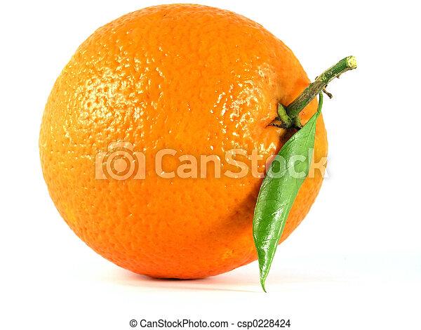 Naranja - csp0228424