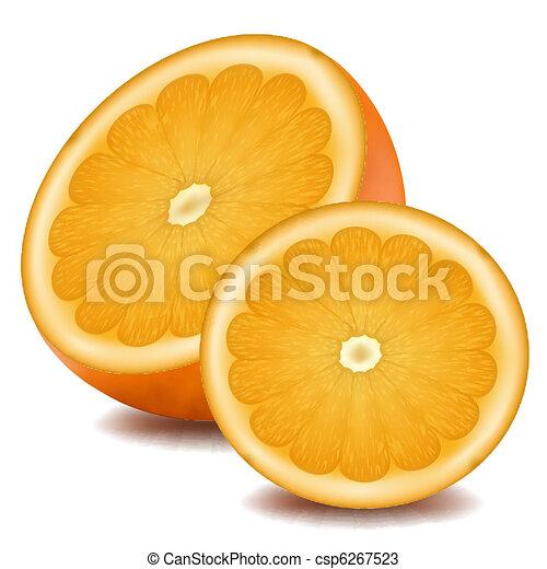 Naranja - csp6267523