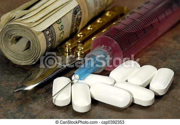 Narcotics - csp0392353