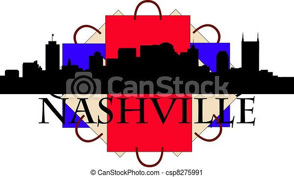 Nashville shopping - csp8275991