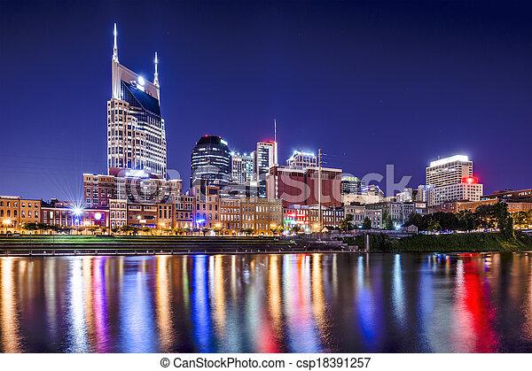 Nashville Tennessee - csp18391257