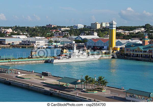 Nassau port - csp2554700