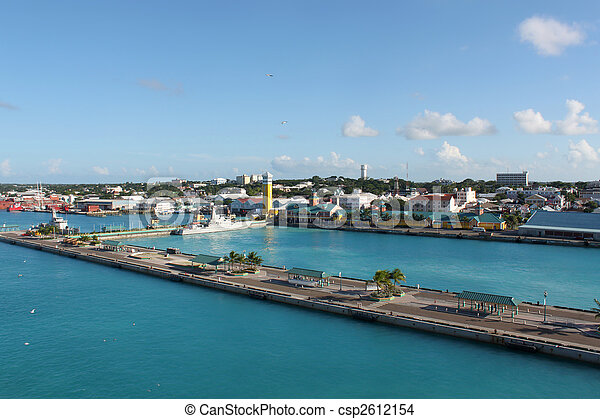 Puerto Nassau - csp2612154