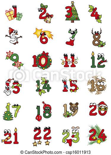 Natal, números. C...