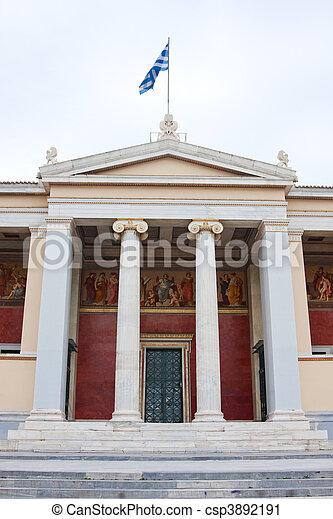 National and Kapodistrian University of Athens - csp3892191