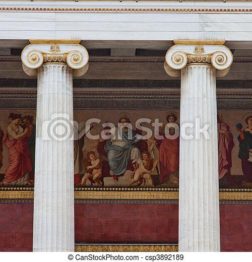 National and Kapodistrian University of Athens - csp3892189