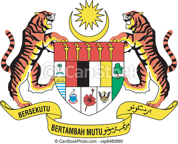 national emblem of Indonesia - csp6480880