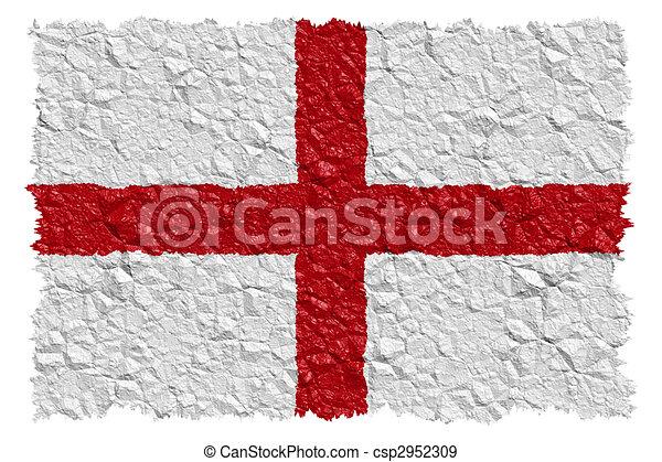 National Flag England - csp2952309